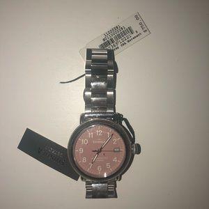 Shinola women's watch